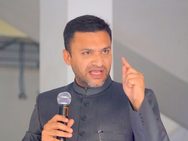 AIMIM MLA Akbaruddin Owaisi. File photo/ANI