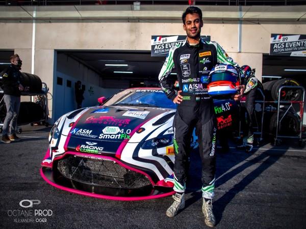 Akhil Rabindra makes a comeback to European GT4 Championship