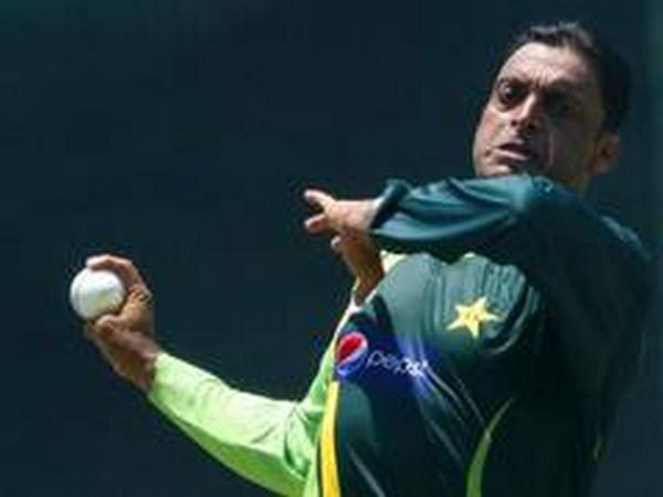 Former Pakistani cricketer Shoaib Akhtar