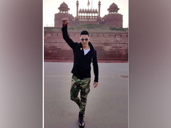 Akshay Kumar (Image courtesy: Instagram)