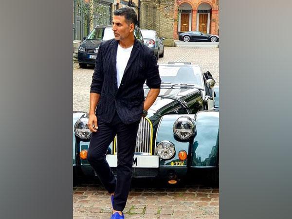 Akshay Kumar, Picture courtesy: Instagram