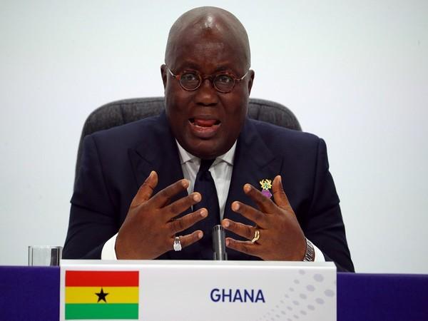 Ghanaian President Nana Addo Dankwa Akufo-Addo (Photo Credit - Reuters)