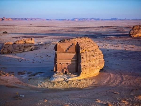 AlHijr World Heritage property at AlUla