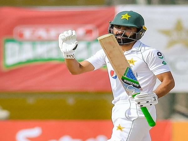 Pakistan batsman Fawad Alam (Photo/ Pakistan Cricket Twitter)