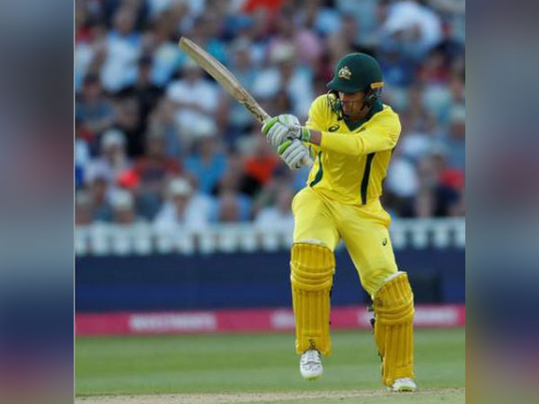 Australia wicket-keeper batsman Alex Carey