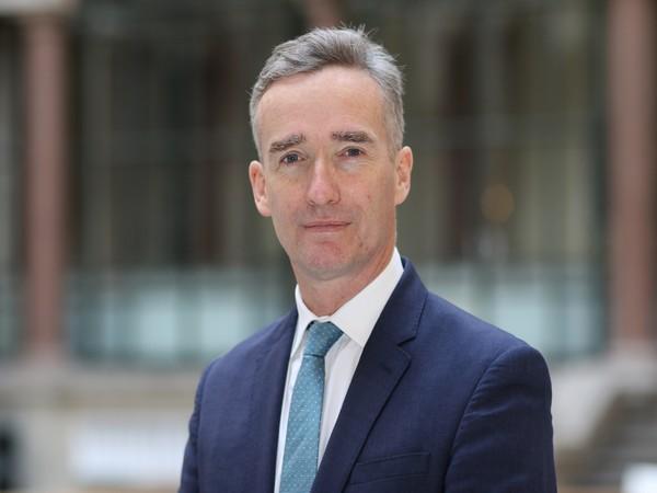 British High Commissioner to India Alex Ellis. (File photo)