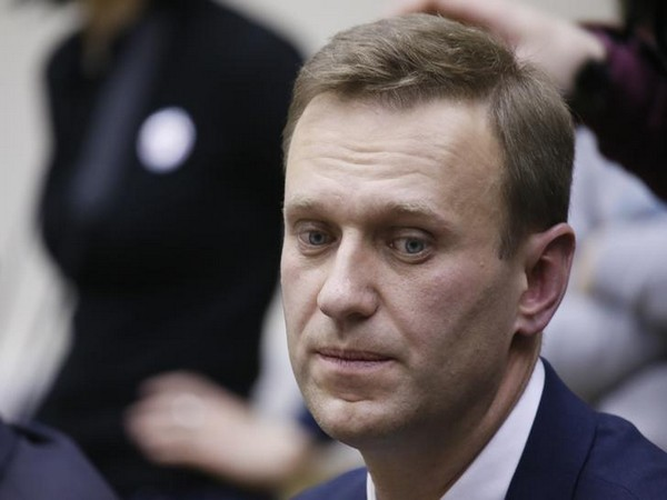 Russian opposition figure Alexey Navalny