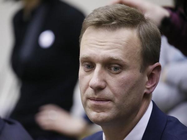 Russian opposition figure Alexey Navalny