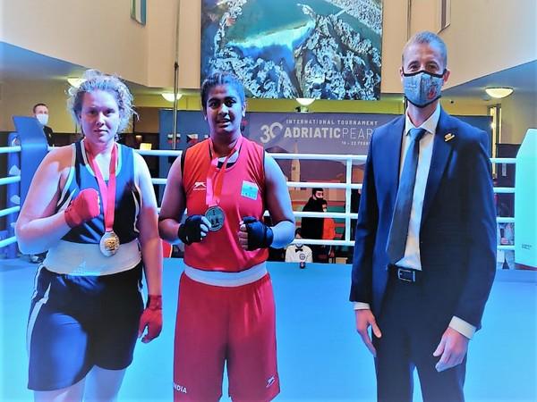 Alfiya Pathan wins first gold medal at Adriatic Pearl Tournament