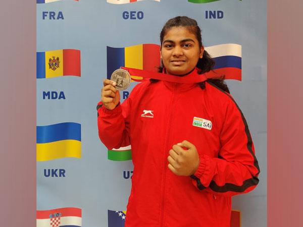 Boxer Alfiya Pathan