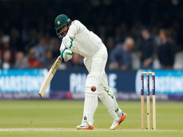 Pakistan captain Azhar Ali.