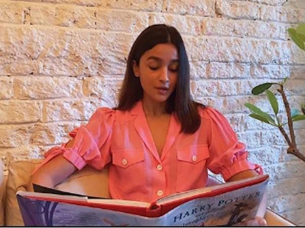 Actor Alia Bhatt (Image Source: Instagram)