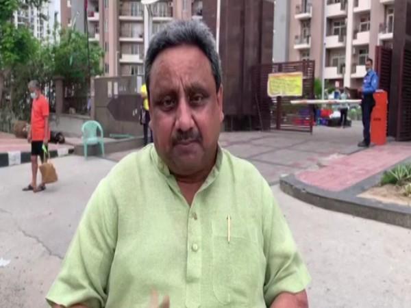 Praveen Khandelwal speaking to ANI on Saturday. (ANI)
