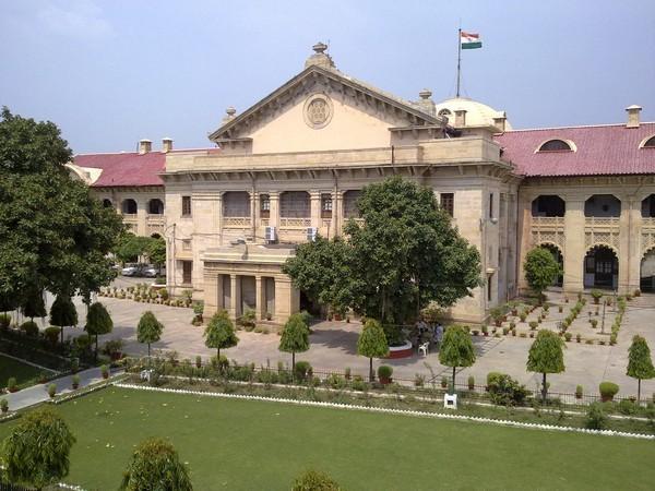 Allahabad High court (FilePhoto/ANI)