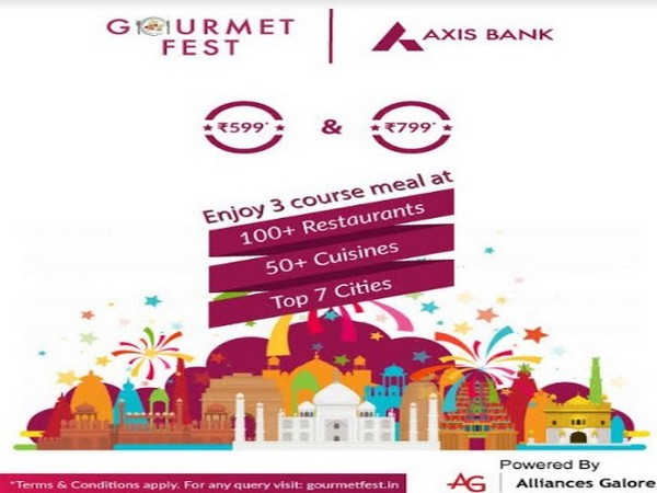 Alliances Galore - Gourmet Fest
