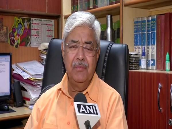 International Working President of VHP, Alok Kumar. (File Photo/ANI)