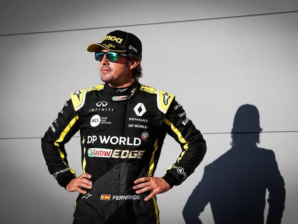 Fernando Alonso (Photo/ Renault F1 Team Twitter)