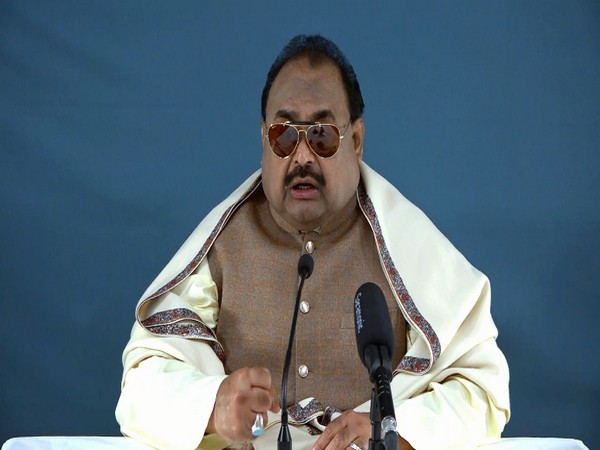MQM chief Altaf Hussain (File photo)