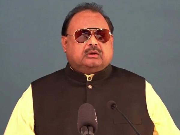 Muttahida Qaumi Movement (MQM) chief and founder Altaf Hussain