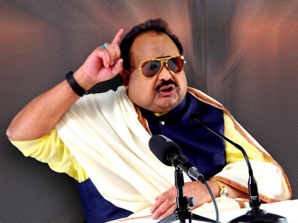 MQM chief Altaf Hussain. (File pic)