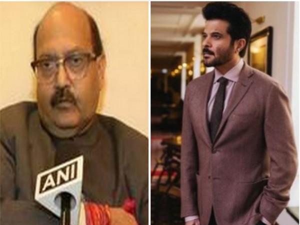 Anil Kapoor condoles demise of former SP leader Amar Singh