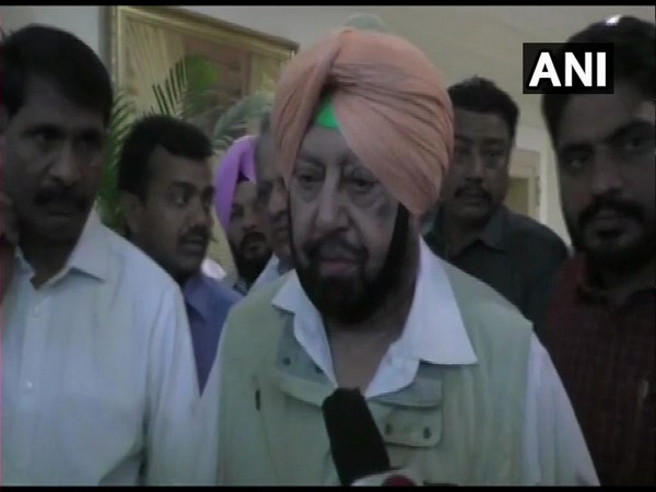 Punjab CM Captain Amarinder Singh commenting on Sam Pitroda's remarks on Friday.