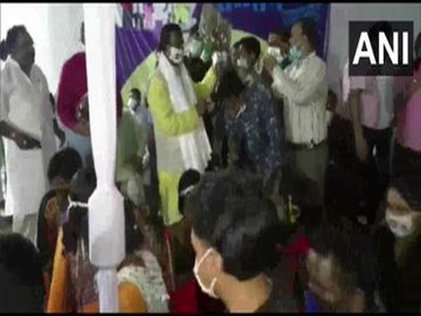 Visual from Amarjeet Bhagat's birthday celebrations