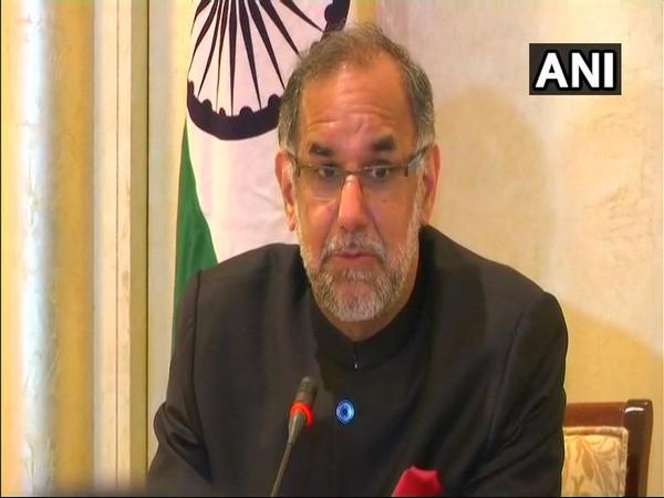 India's ambassador to the United Arab Emirates (UAE) Navdeep Singh Suri (File photo)