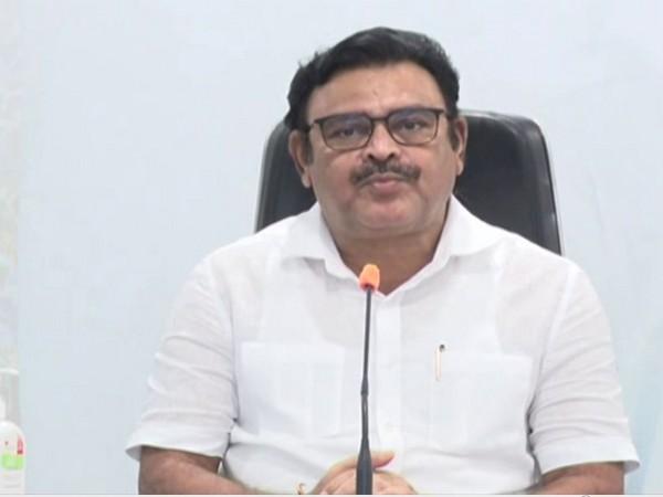 YSRCP spokesperson Ambati Rambabu. (File photo)