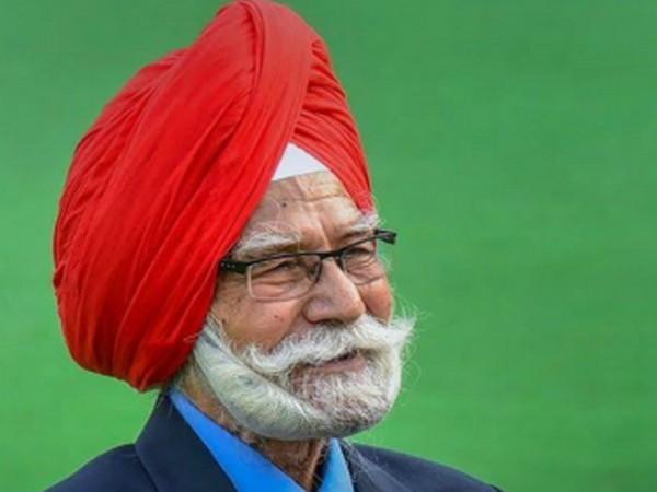 Late Legendary hockey player Balbir Singh (Image Source: Twitter)
