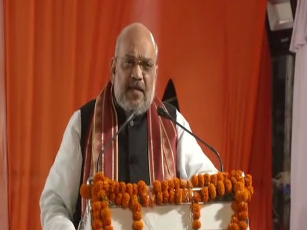 BJP national president Amit Shah [Photo/ANI]
