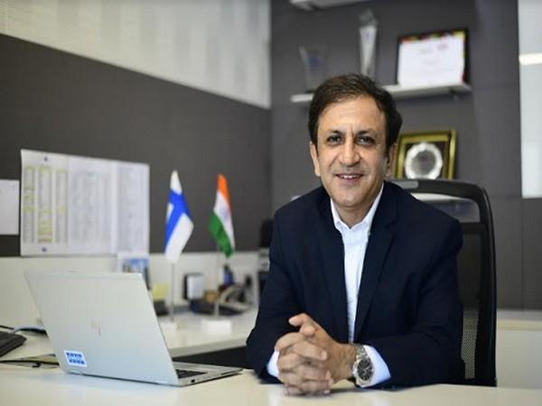 Amit Gossain, MD, KONE Elevator India and Chairperson, FINCHAM