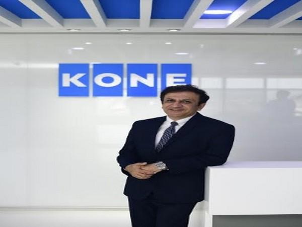 Amit Gossain, Managing Director, KONE Elevator India