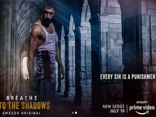 Character poster of Amit Sadh in 'Breathe: Into The Shadows' (Image Source: Instagram)
