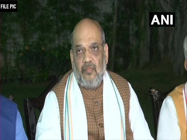Union Home Minister Amit Shah. (File Photo/ANI)