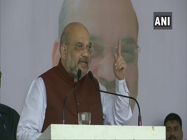 Union Home Minister and BJP chief Amit Shah