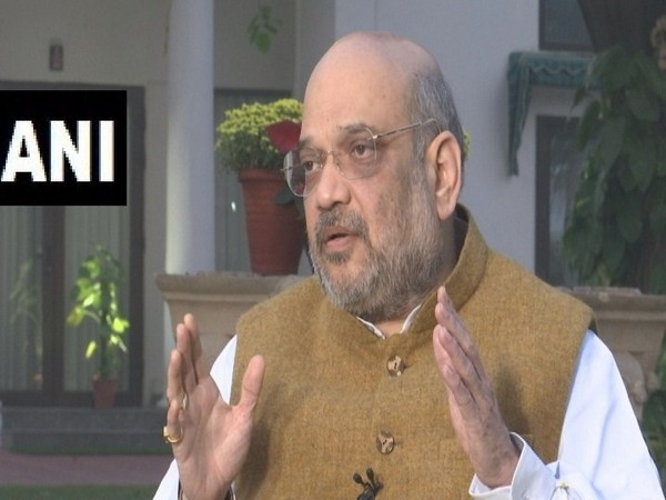 BJP president and Home Minister Amit Shah