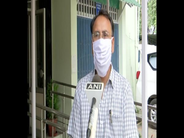 Uttarakhand Health Secretary, Amit Negi (File Photo/ANI)