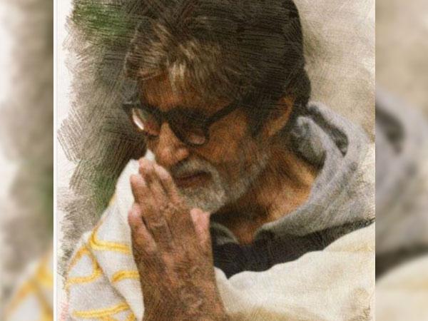 Amitabh Bachchan, Image courtesy: Twitter