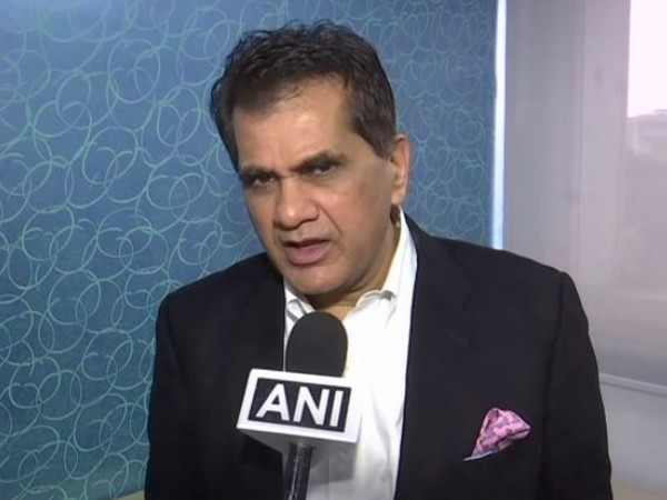 NITI Aayog CEO on Amitabh Kant (File photo)