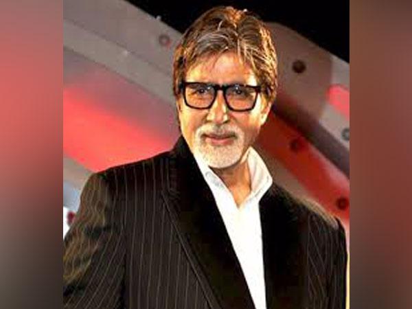 Bollywood veteran Amitach Bachchan (File photo/ANI)