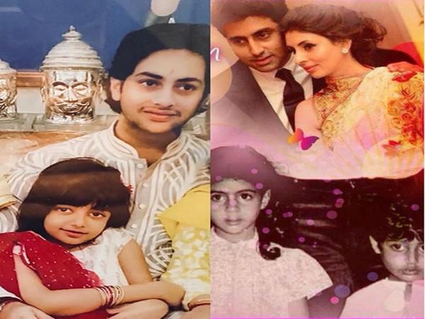 Bachchan siblings (Image Source: Instagram)