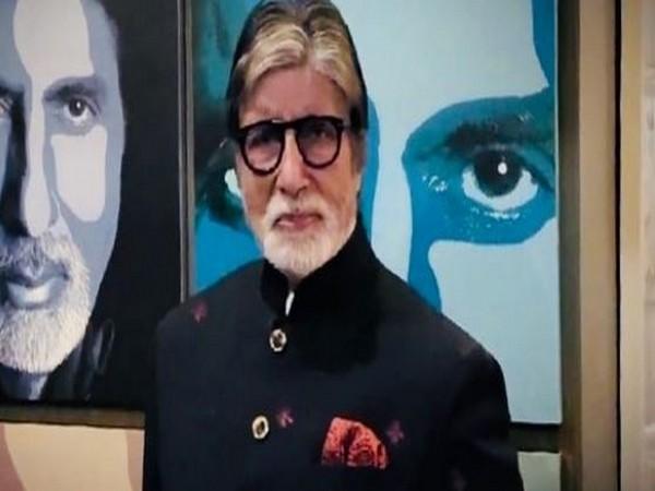 Bollywood actor Amitabh Bachchan (Image courtesy: Instagram)