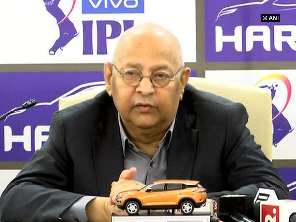 BCCI secretary Amitabh Chaudhry