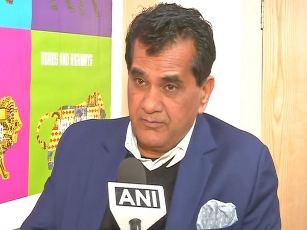 Amitabh Kant, CEO, NITI Aayog (File Photo)