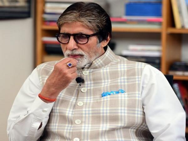 Amitabh Bachchan (Image courtesy: Twitter)