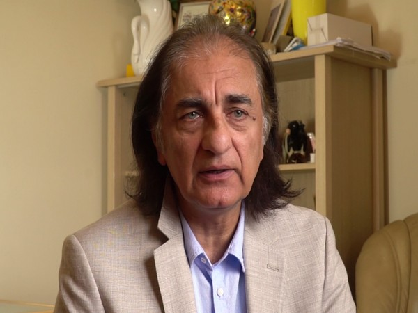 Human right activist Amjad Ayub Mirza