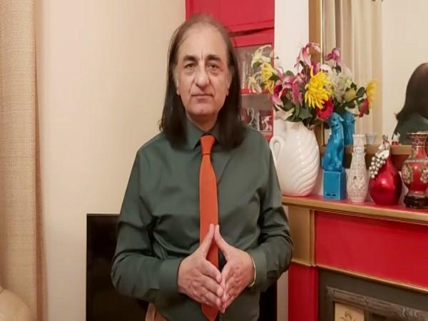 PoK activist Amjad Ayub Mirza (File pic)