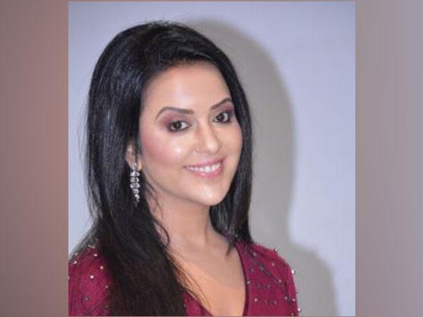 Amruta Fadnavis, wife of Maharashtra Chief Minister Devendra Fadnavis (File photo)