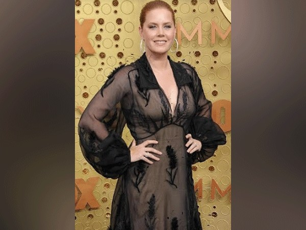 Amy Adams shines in platinum jewellery at the 71st Primetime Emmy Awards